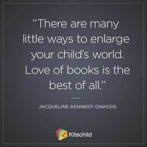 jac kennedy love of books