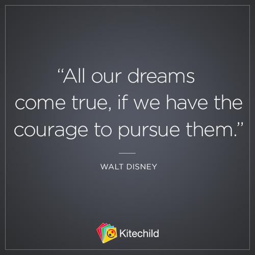 Monday Motivation: Pursue Your Dreams