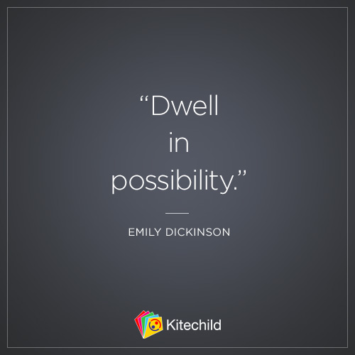 This Week: Dwell in Possibility