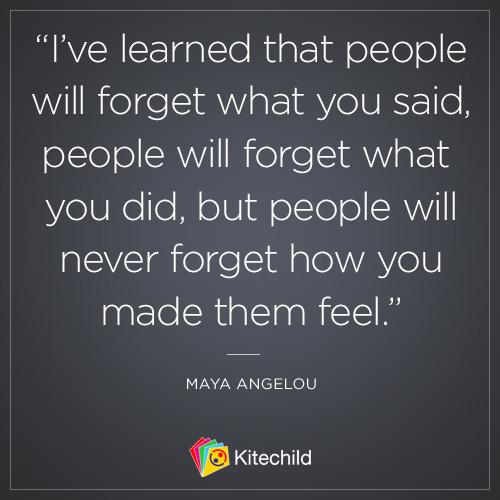 Motivational Monday with Maya Angelou