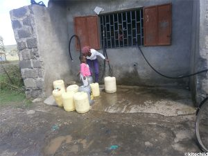 Welcome to the Family Home, where we'll be running a water purification project.