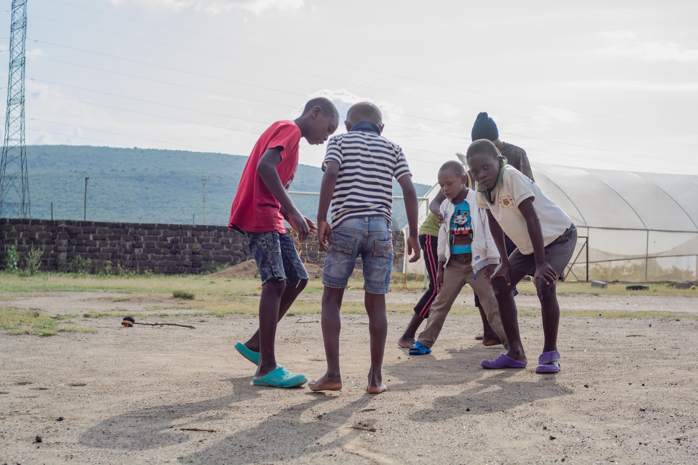 How Children's Centers Support Kenya's Homeless Children During COVID