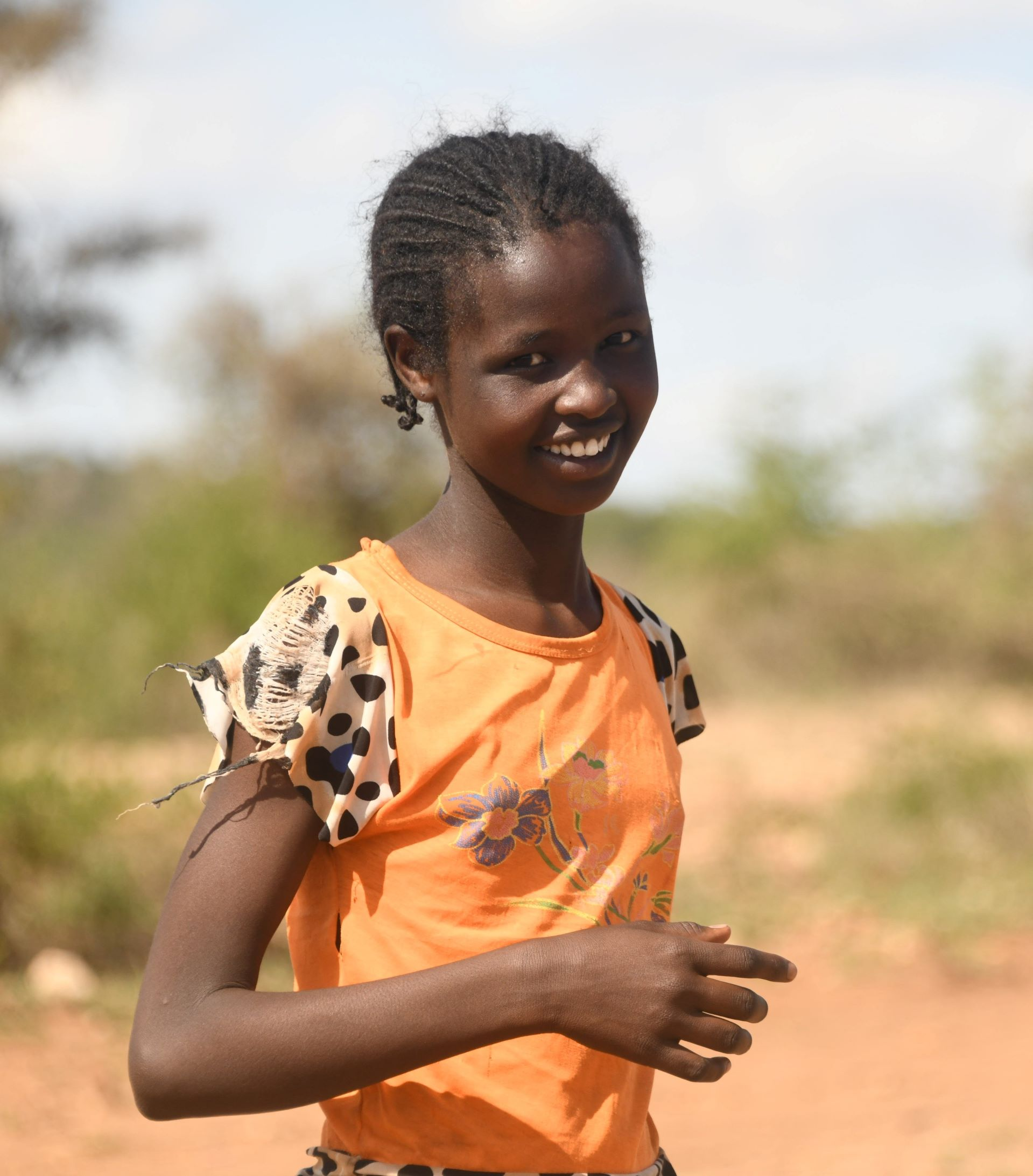 Kitechild Partner Mother Esther Works to Protect Young Maasai Girls from FGM